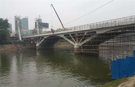 漯河丁湾_河南漯河丁湾大桥-LED点光源,LED灯条显示屏,LED像素灯,LED网格 ...
